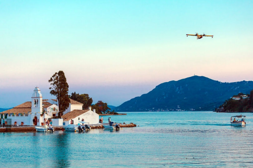 5 attractions of Corfu Island worth seeing